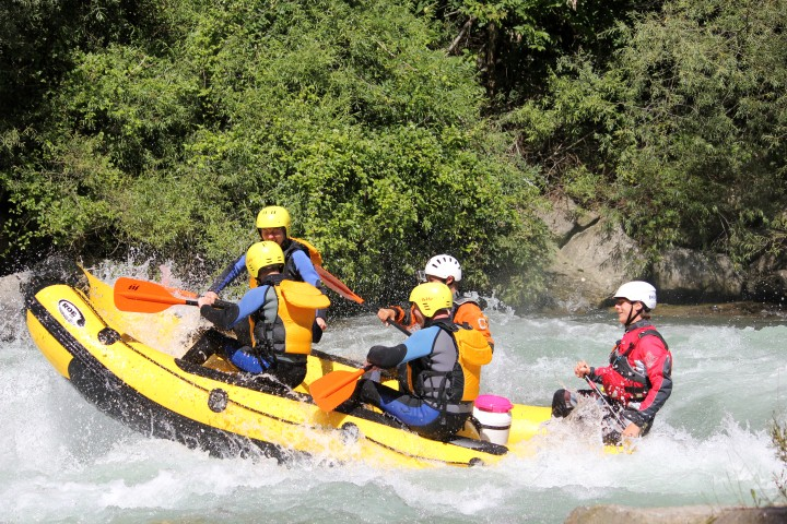 Welle Rafting