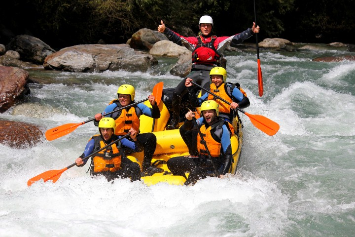 Outdoorsport Rafting