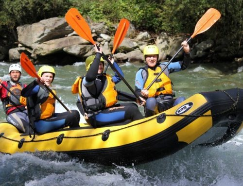 """Huffington Post"" & ""Off the Path"" bei Südtirol Rafting"