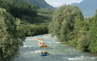 Rafting Geschichte