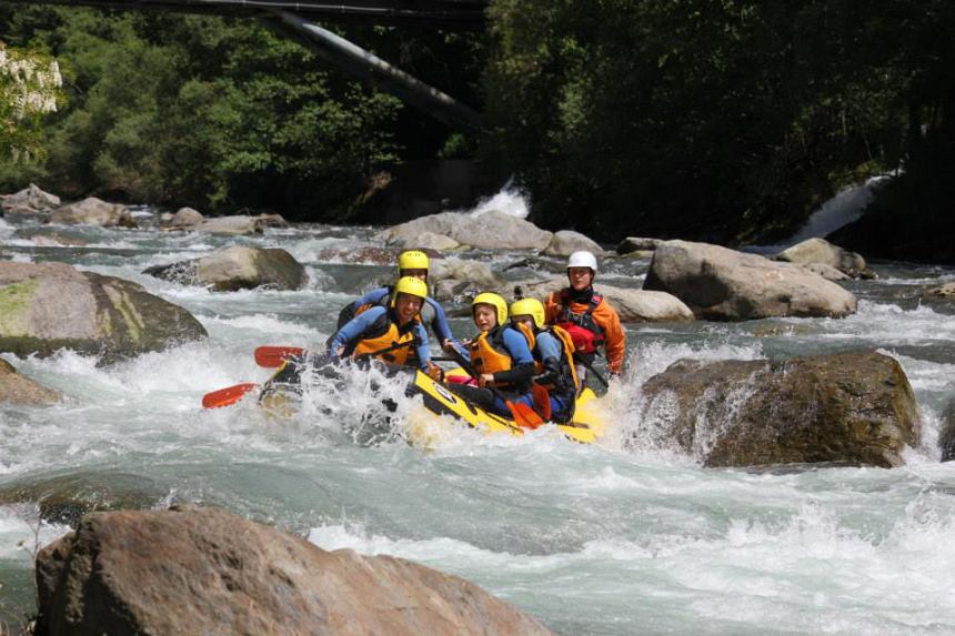 Südtiroler Wildwasser vom Feinsten – Die Rafting Saison ist eröffnet!