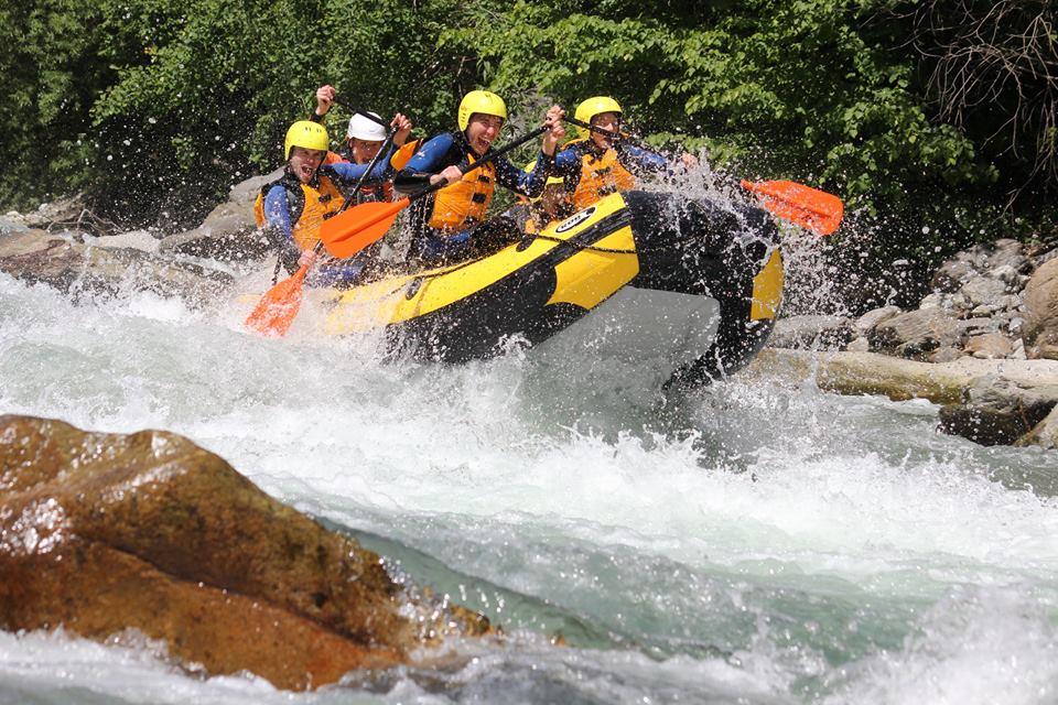Rafting Südtirol