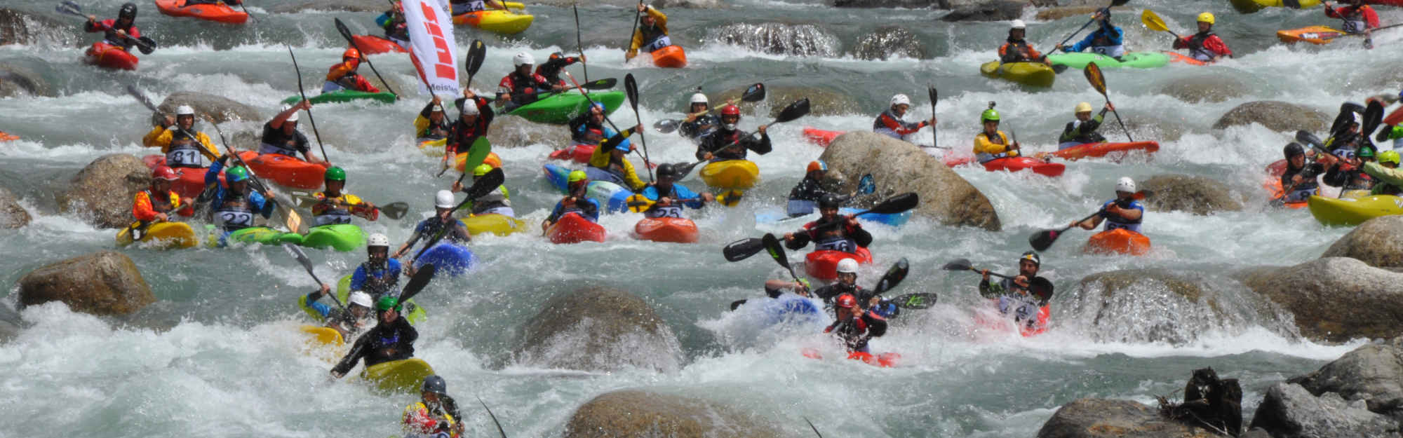 Extreme Kayak Race Passeiertal